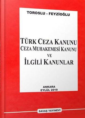 Türk Ceza Kanunu Ceza Muhakemesi Kanunu Ve İlgili Kanunlar resmi