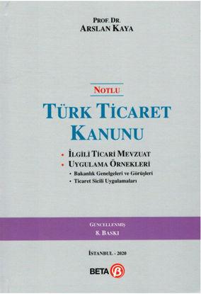 Notlu Türk Ticaret Kanunu resmi