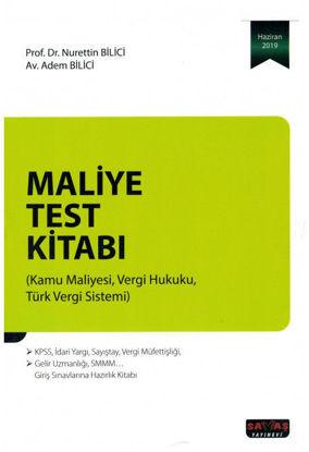 Maliye Test Kitabı resmi