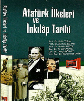 Atatürk İlkeleri Ve İnkılap Tarihi resmi