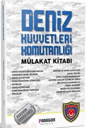 Deniz Kuvvetleri Komutanlığı Mülakat Kitabı resmi