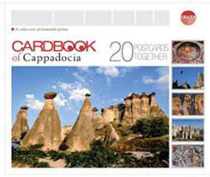 Cardbook Of Cappadocia resmi