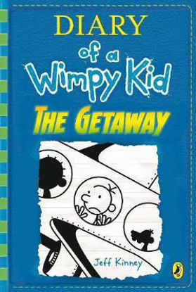 Diary Of A Wimpy Kid - The Getaway resmi