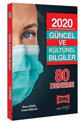 2020 Güncel Ve Kültürel Bilgiler 80 Deneme resmi