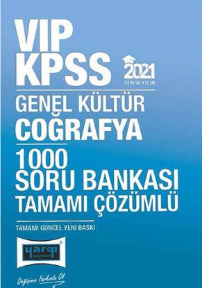 Kpss Coğrafya Vıp Soru Bankası 1000 Soru resmi