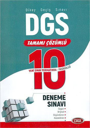 Dgs 10 Deneme Çözümlü resmi