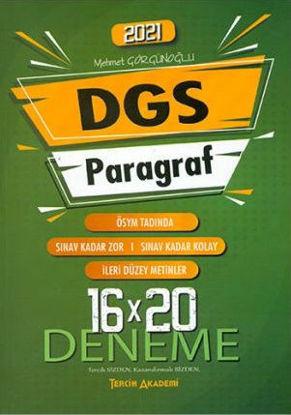 Dgs Paragraf 16X20 Deneme resmi