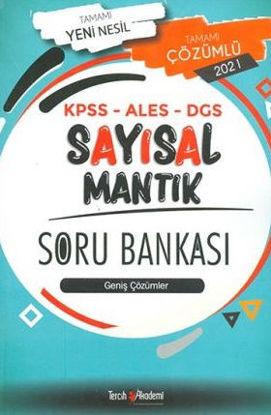 Kpss Ales Dgs Sayısal Mantık Soru Bankası resmi