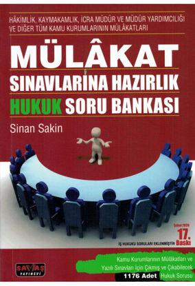 Mülakat Sınavlarına Hazırlık Soru Bankası resmi