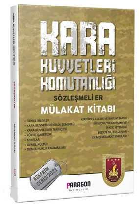 Kara Kuvvetleri Komutanlığı Mülakat Kitabı resmi