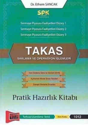 Spk Takas Pratik Hazırlık Kitabı 1012 resmi