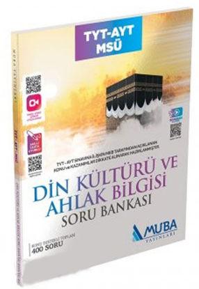 Tyt Ayt Msü Din Kültürü Ve Ahl. Bilgisi Soru Bankası resmi