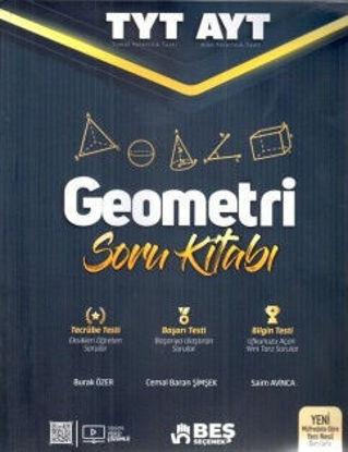 Beş Seçenek Yks-Tyt-Ayt Geometri Soru Kitabı resmi