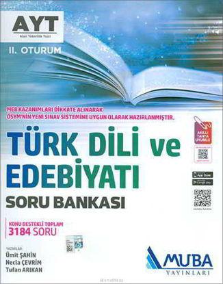 Ayt Türk Edebiyatı Soru Bankası resmi