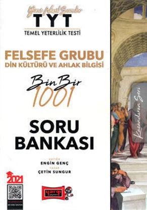 Tyt Felsefe Grubu Soru Bankası 1001 resmi