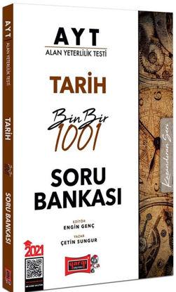 Ayt Tarih Soru Bankası 1001 resmi