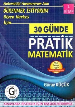 30 Günde Pratik Matematik 1. Kitap resmi