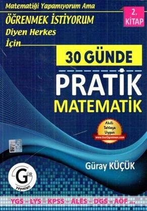 30 Günde Pratik Matematik 2. Kitap resmi
