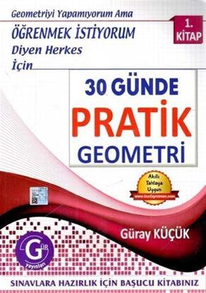 30 Günde Pratik Geometri I.Kitap resmi