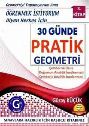 30 Günde Pratik Geometri 3. Kitap resmi