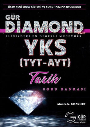 Tyt Ayt Tarih Soru Bankası Diamond resmi