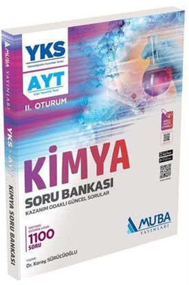 Ayt Kimya Soru Bankası resmi