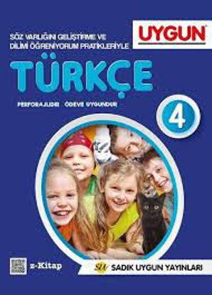 4.Sınıf Uygun Türkçe Z Kitap resmi