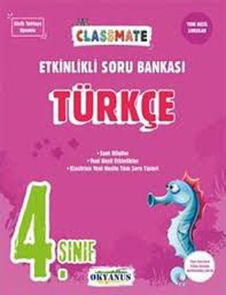 4.Sınıf Türkçe Etkinlikli Soru Bankası Classmate resmi
