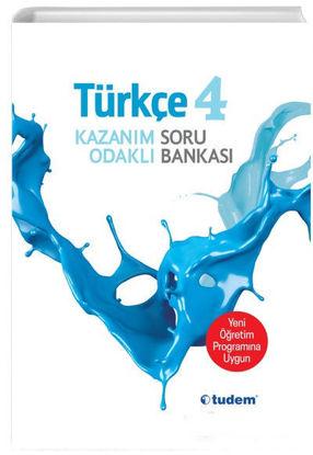 4.Sınıf Türkçe Soru Bankası Kazanım Odaklı resmi