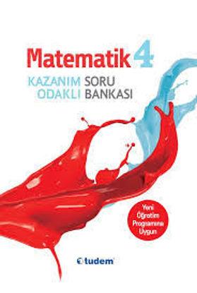 4.Sınıf Matematik Soru Bankası Kazanım Odaklı resmi