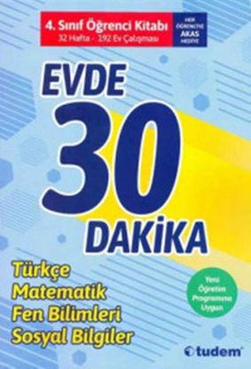 4.Sınıf Evde 30 Dakika Türkçe Matematik Fen. Sos resmi
