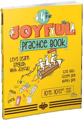 4.Sınıf Joyful Pratice Book resmi