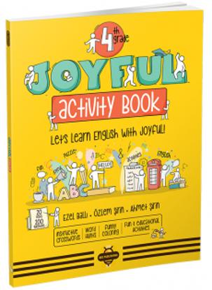 4.Sınıf Joyful Activity Book resmi