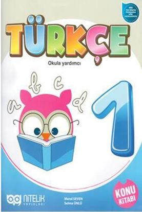 1.Sınıf Türkçe Konu Kitabı resmi