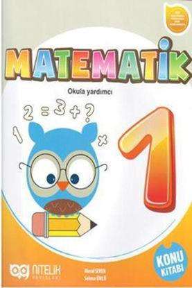 1.Sınıf Matematik Konu Kitabı resmi