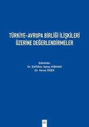 Türkiye-Avrupa Birliği İlişkileri Üzerine resmi