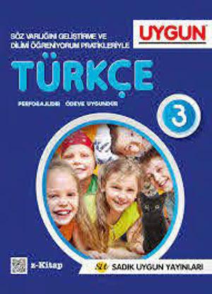 3.Sınıf Uygun Türkçe Z Kitap resmi