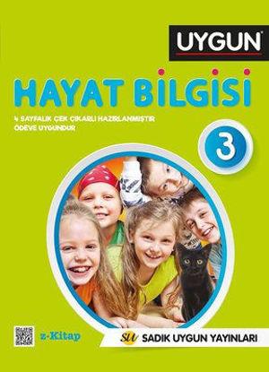 3.Sınıf Uygun Hayat Bilgisi Z Kitap resmi