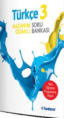 3.Sınıf Türkçe Soru Bankası Kazanım Odaklı resmi