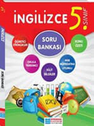5.Sınıf İngilizce Konu Özetli Soru Bankası resmi