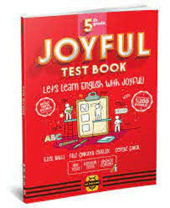 5.Sınıf Joyful Test Book resmi