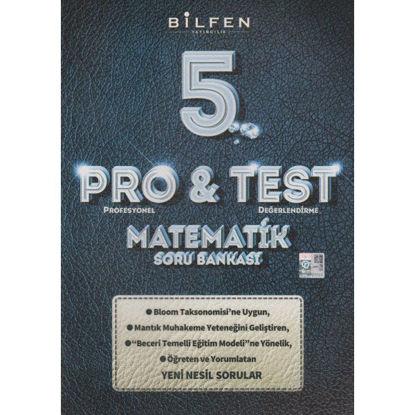 5.Sınıf Matematik Pro Test Soru Bankası resmi