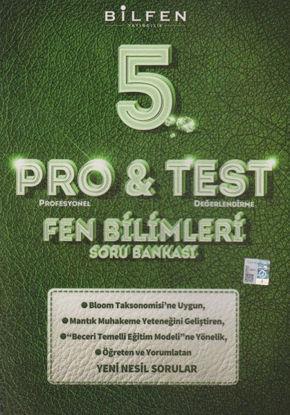 5.Sınıf Fen Bilimleri Pro Test Soru Bankası resmi