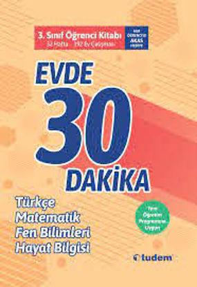 3.Sınıf Evde 30 Dakika Türkçe Matematik Fen Bilimleri resmi
