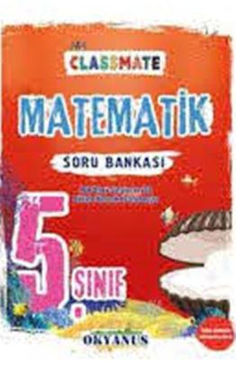 5.Sınıf Matematik Classmate Soru Bankası resmi