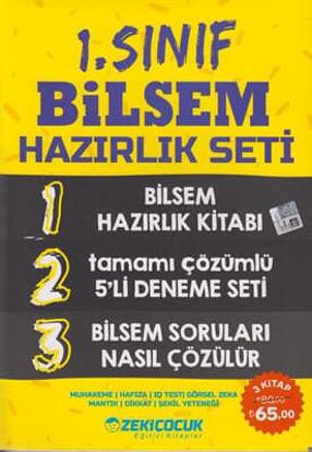 1.Sınıf Bilsem Hazırlık Seti Sarı resmi