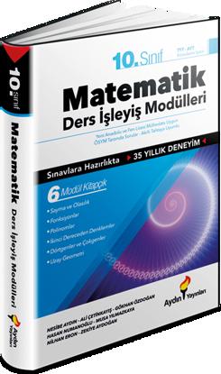 10. Sınıf Matematık Ders İşleyış Modüllerı resmi