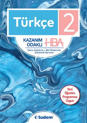 2.Sınıf Türkçe Kazanım Odaklı Hba Konu Anlatımlı resmi