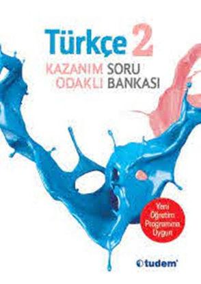 2.Sınıf Türkçe Soru Bankası Kazanım Odaklı resmi