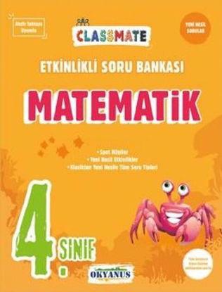 4.Sınıf Matematik Etkinlikli Soru Bankası Classmate resmi